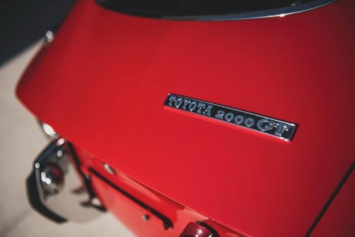 Toyota 2000GT — один из самых дорогих японских автомобилей