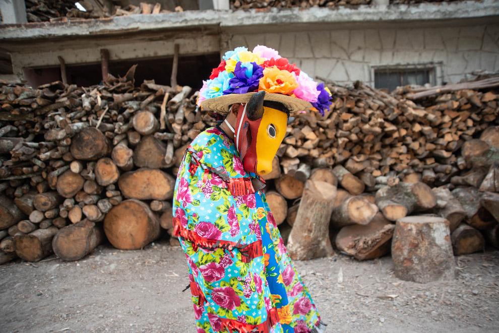 Уникальный афро-мексиканский карнавал