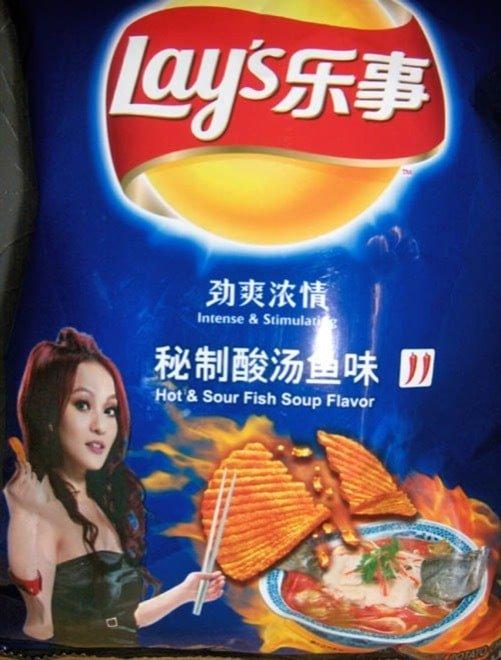 Знакомые продукты с неожиданными вкусами из разных стран мира