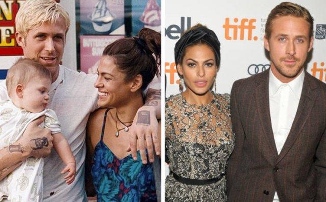 Знаменитости, которые нашли свою любовь на съёмочной площадке