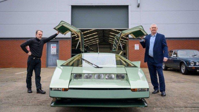 Aston Martin Bulldog, который очень хотел стать самым быстрым в мире