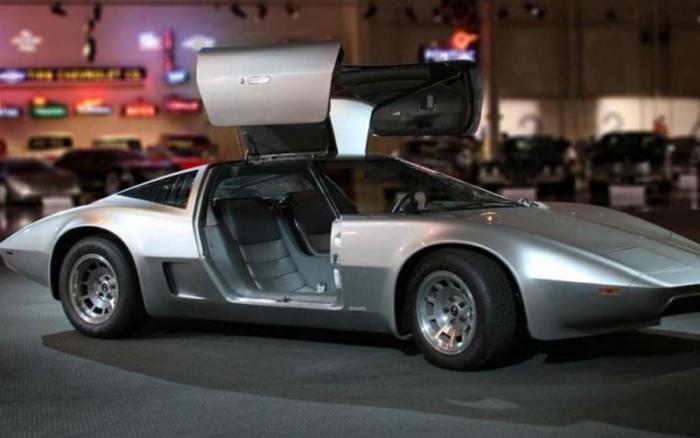 Chevrolet Aerovette - таким мог стать Corvette, но не сложилось