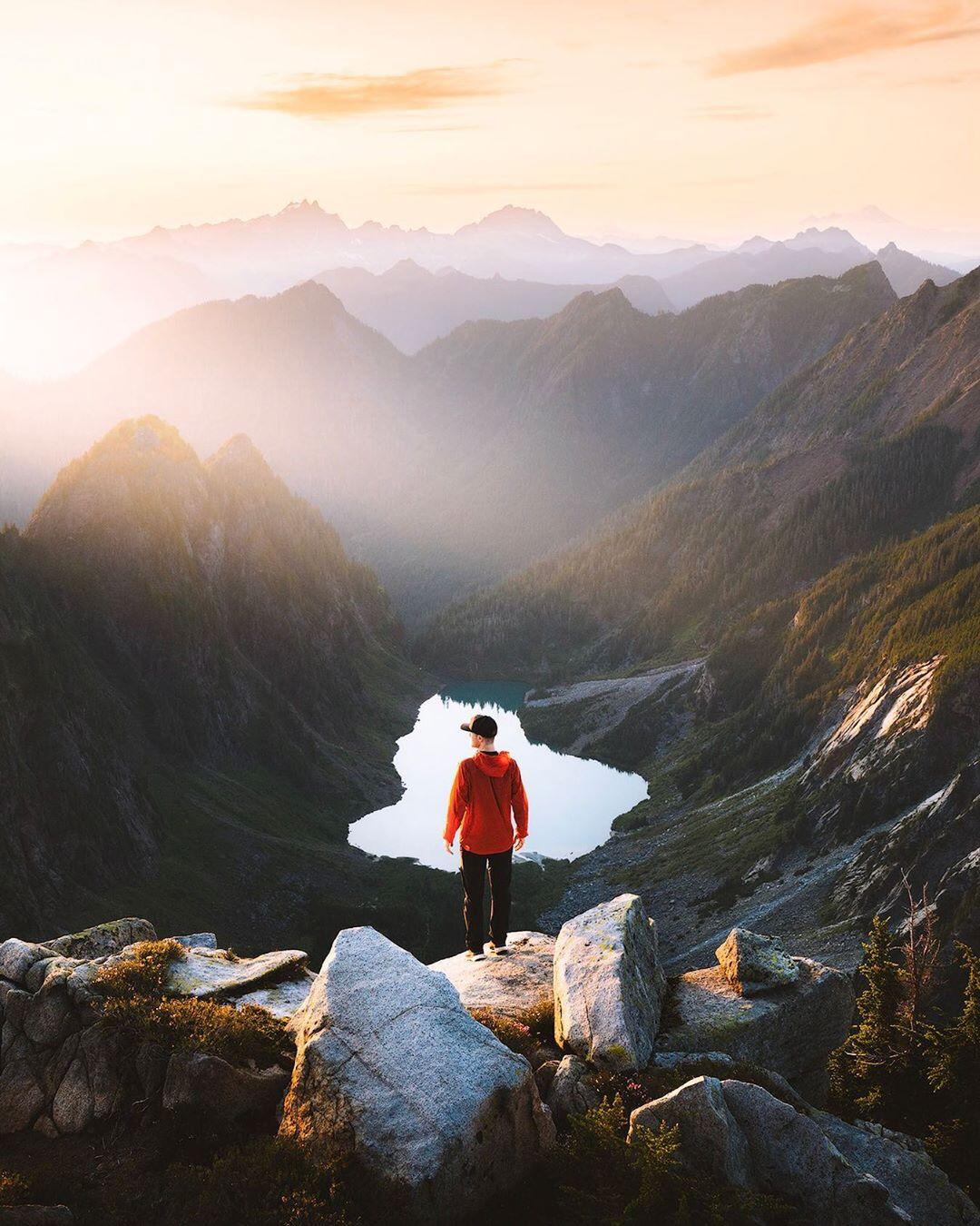 Природа и путешествия на снимках от Matthew Hahnel