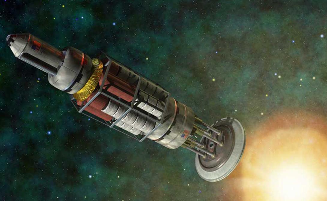 Неудавшиеся секретные космические проекты