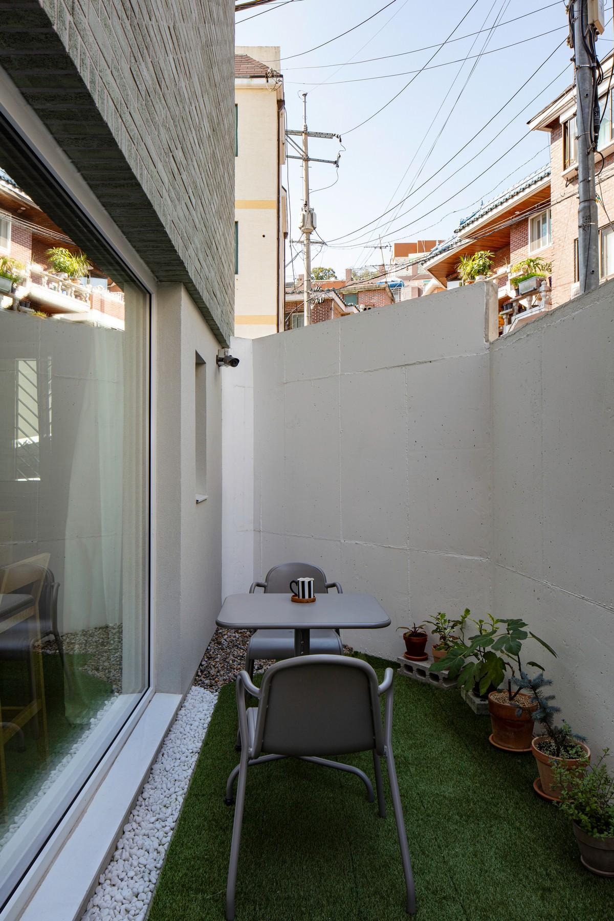 Дом для молодой пары в Южной Корее
