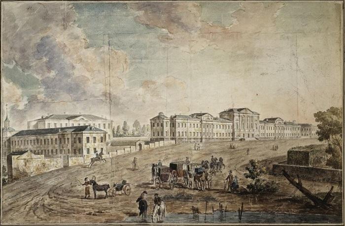 Как москвичи подняли Чумной бунт в 1771 году