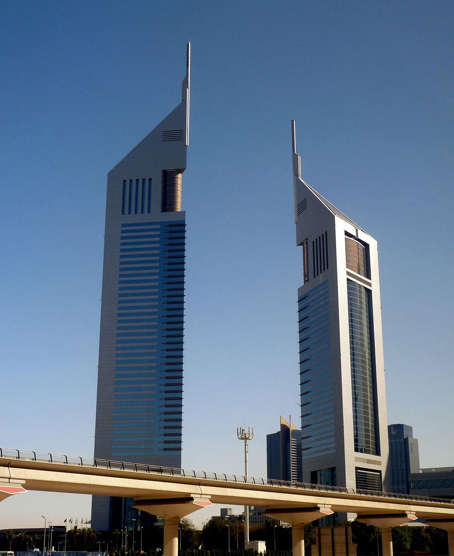 Самые знаменитые отели-небоскребы