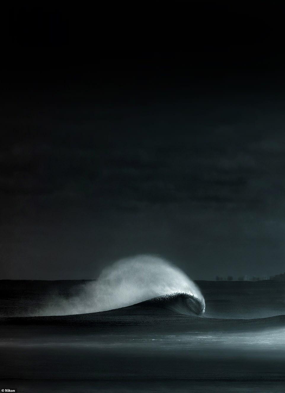 Лучшие работы с фотоконкурса Nikon Surf Photo за 2019 год