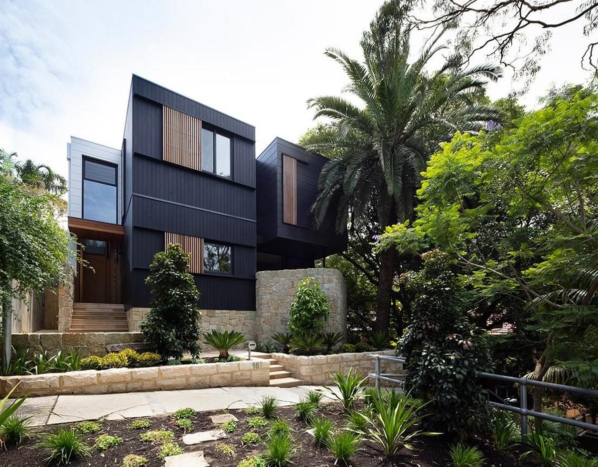 Частный семейный дом в пригороде Сиднея
