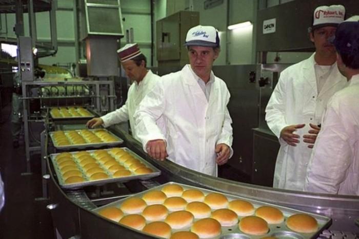 Из истории появления первых бургеров в СССР
