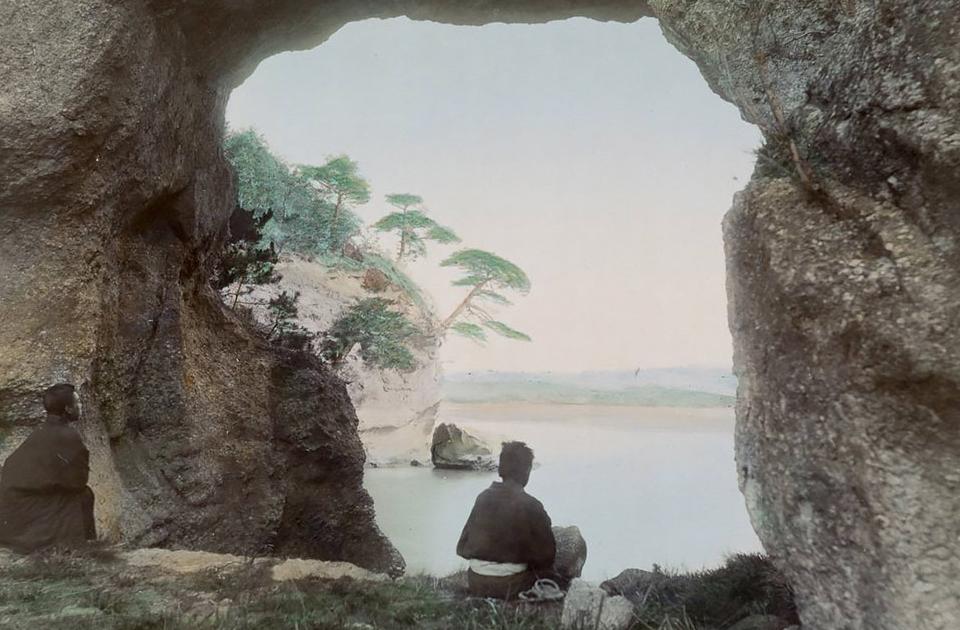 Япония на редких архивных снимках 1890-х годов