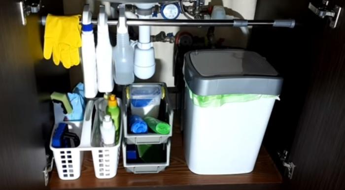 Полезные идеи для хранения вещей на маленькой кухне