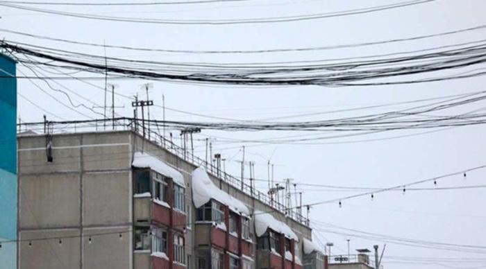 Для чего нужны кабели между жилыми домами