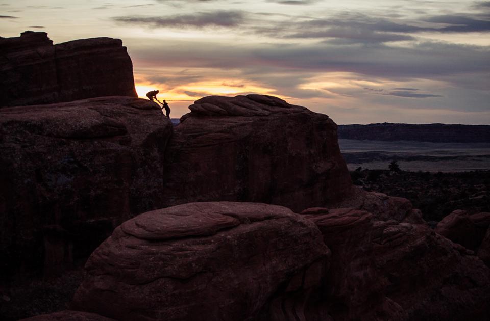 Красоты штата Юта в объективе польского фотографа Юстины Здуньчик