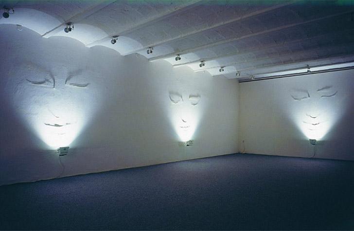 Необычные картины, нарисованные светом и тенью