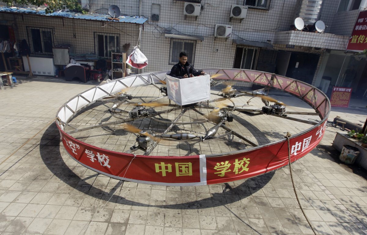 Удивительные изобретения разных умелых китайцев