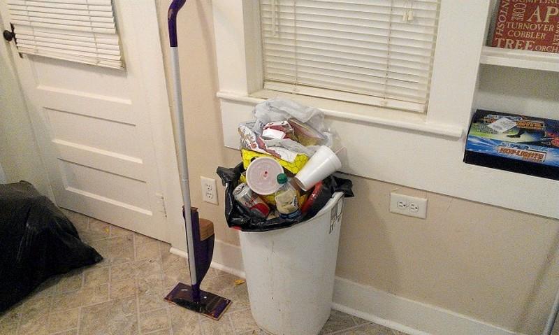 10 самых грязных мест в наших домах