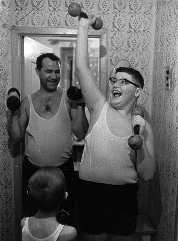 Как проводили время дома советские люди