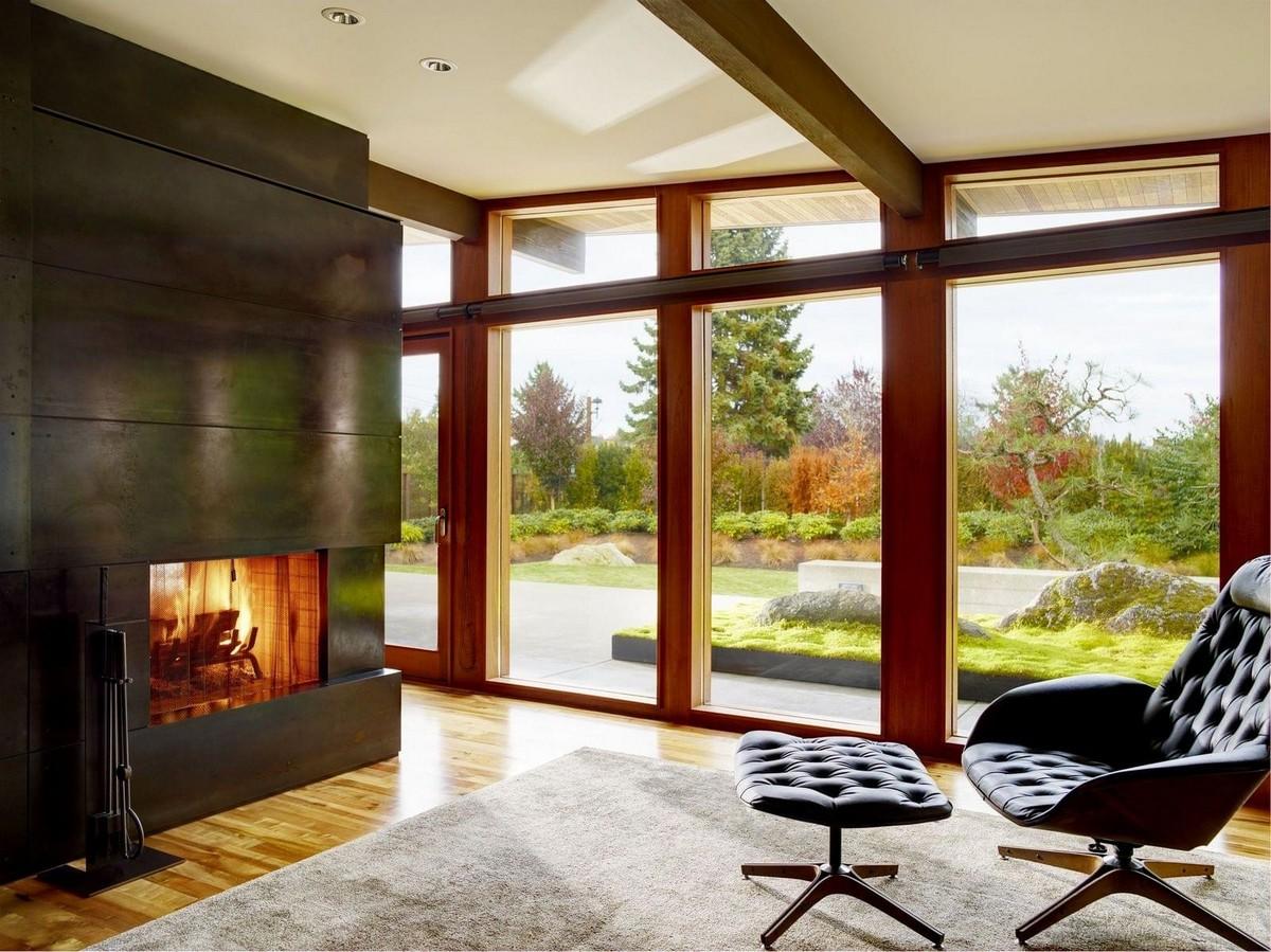 Реставрация частного дома в штате Вашингтон