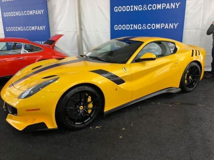 Самые дорогие автомобили Gooding and Company Amelia Island 2020