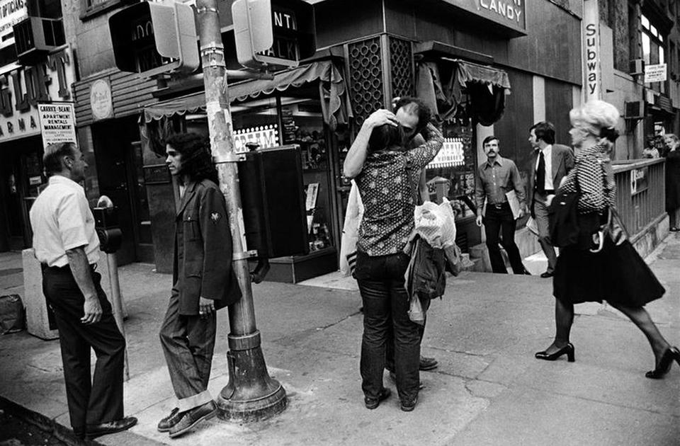 Сюжеты улиц в 60-е и 70-е на снимках Пола Макдонаха