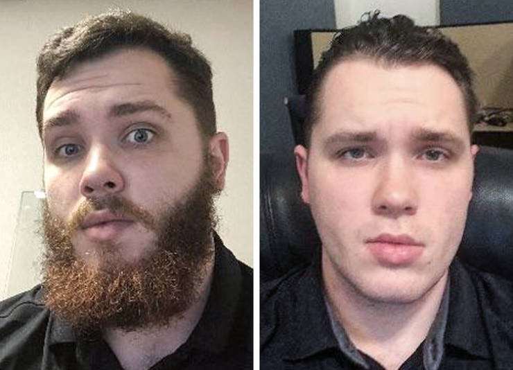 Эти парни сходили в парикмахерскую и изменились до неузнаваемости