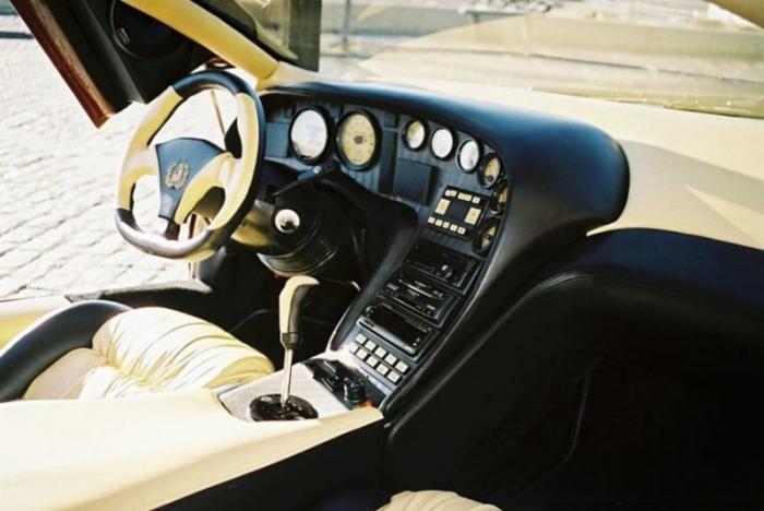 Lamborghini Coatl — латиноамериканский Lamborghini