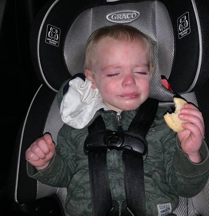 Нелепые причины, по которым плачут дети