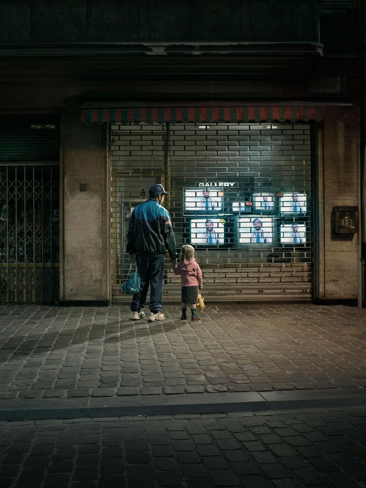 Очень атмосферные фотографии от Geert De Taeye