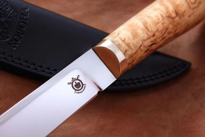 Зачем на лезвии ножей делают выемку у рукоятки