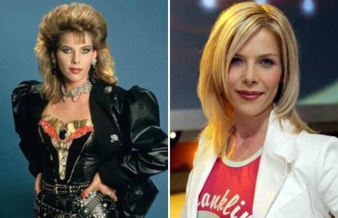Как изменились популярные зарубежные звезды 80-х