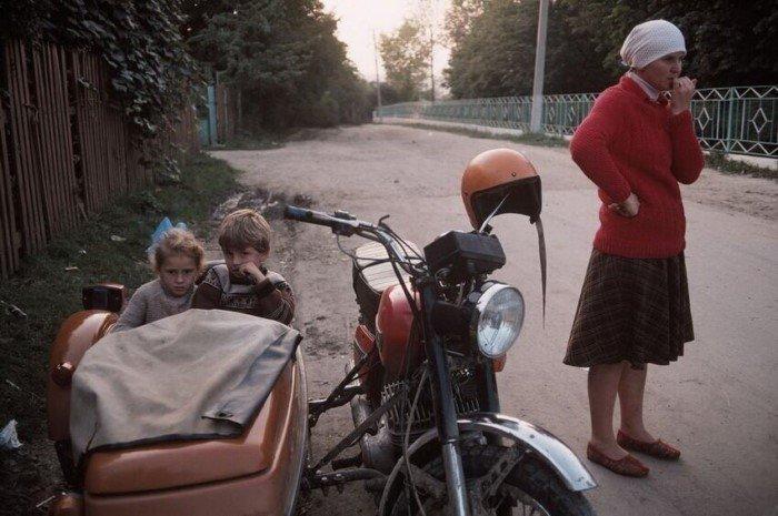 A képek a 80-as évek végétől