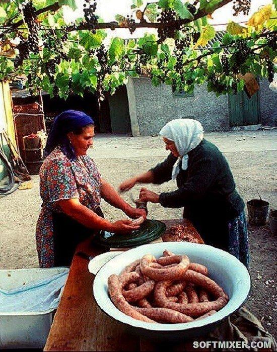 Молдавия конца 80-х годов на снимках