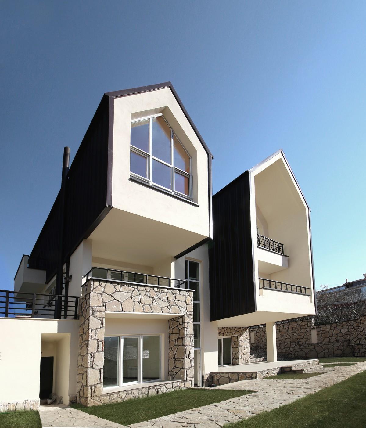 Стильный современный дом в Иране