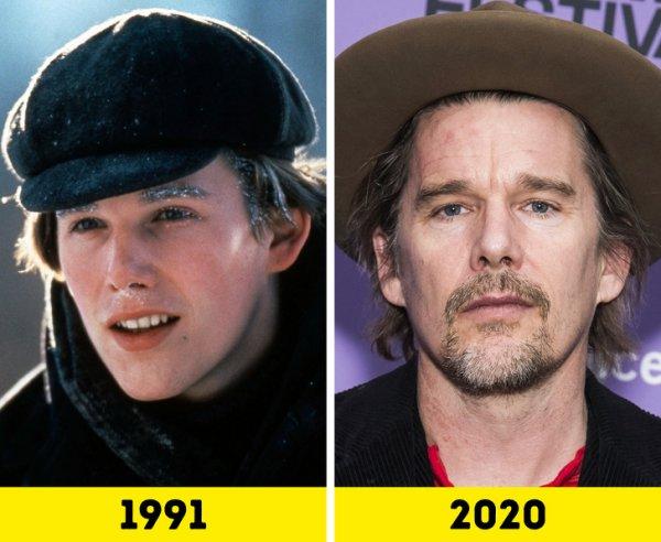 Знаменитости, которым в 2020 году исполнится 50 лет