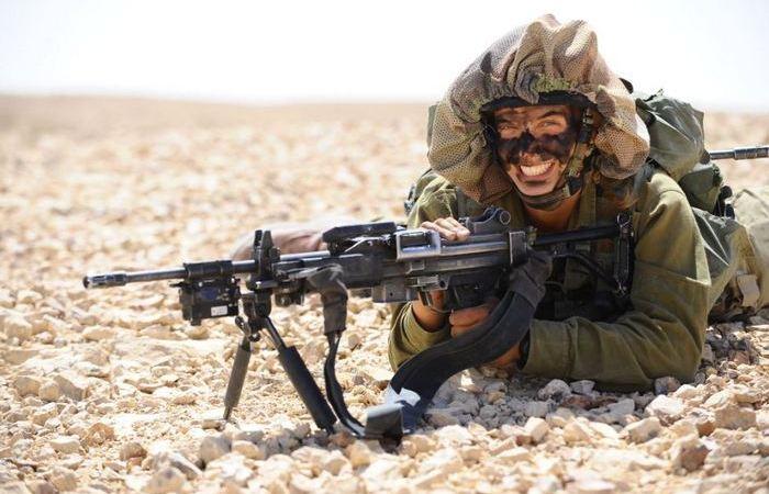 Что за мешки носят на головах израильские солдаты?