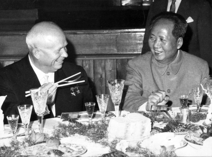 Как поссорились Китай и СССР