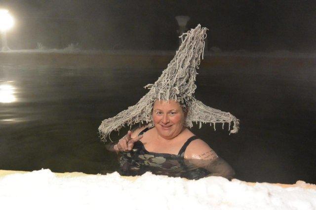 Конкурс на лучшую отмороженную прическу