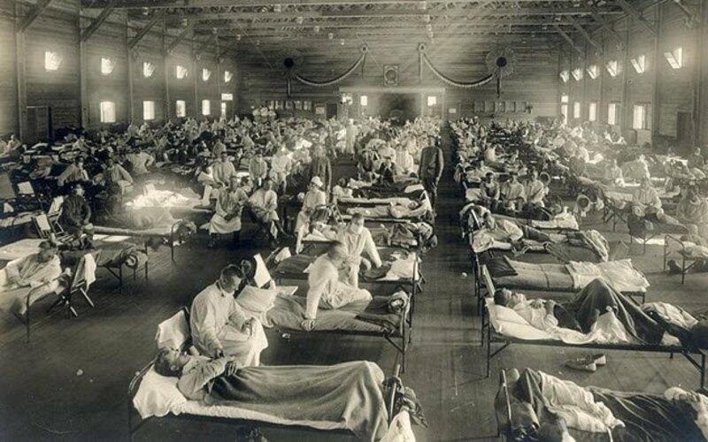 Одни из самых смертельных пандемий прошлого