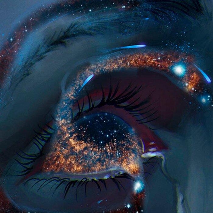Почему мы видим звёздочки, если потрём глаза?