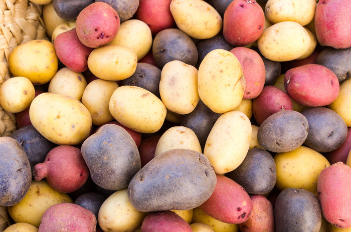 Красивые и яркие овощи, о которых мало кто знает