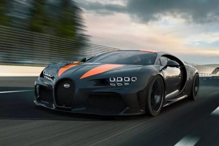 10 самых скоростных автомобилей мира