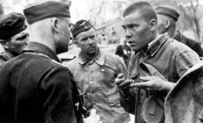 Как Третий Рейх вербовал советских солдат и военспецов