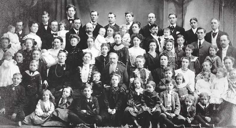 Самые большие по количеству детей семьи в истории