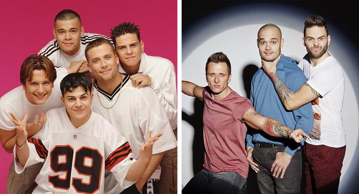 Знаменитые исполнители песен 2000-х годов тогда и сейчас