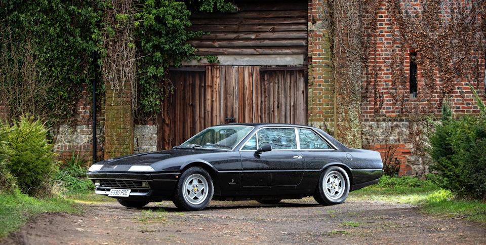 Самые дорогие автомобили аукциона Bonhams Авто/Мото