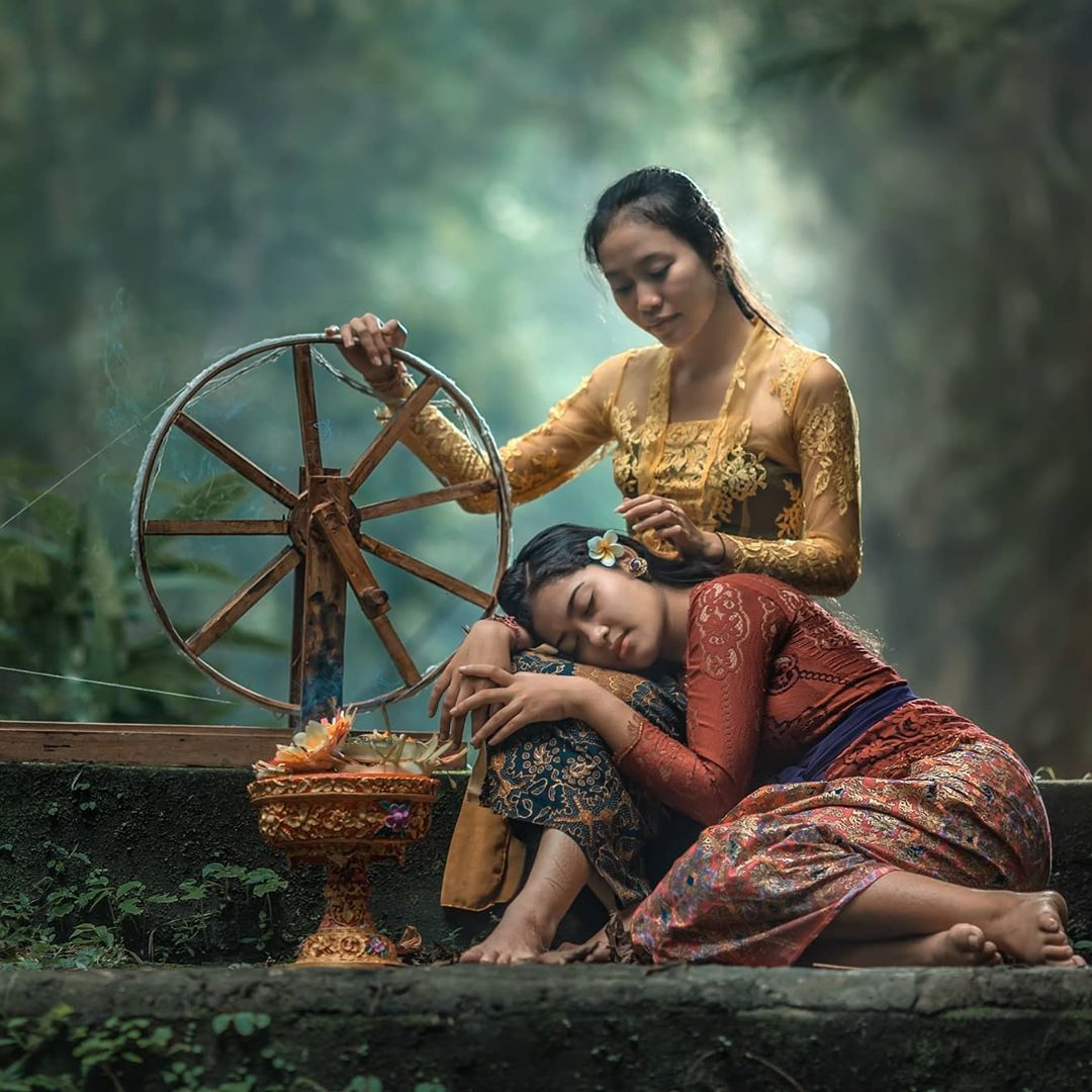 Сельская жизнь Индонезии на снимках Рариндры Пракарсы