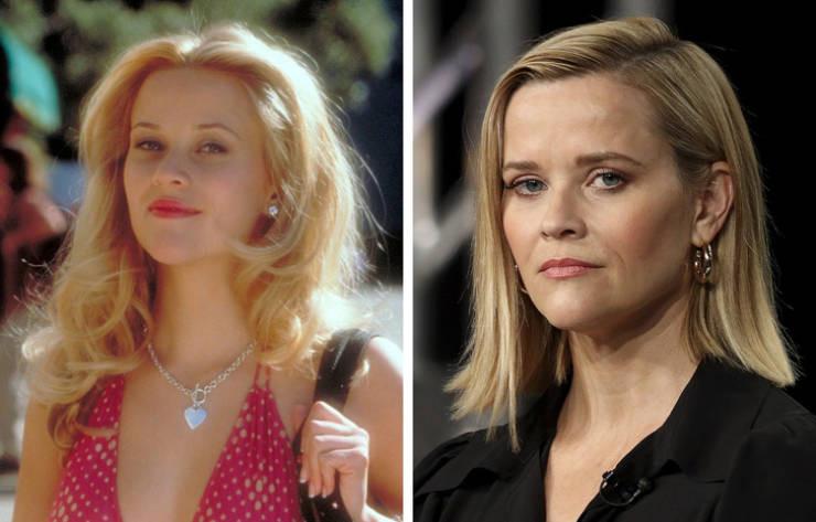 Актёры фильма Блондинка в законе тогда и сейчас