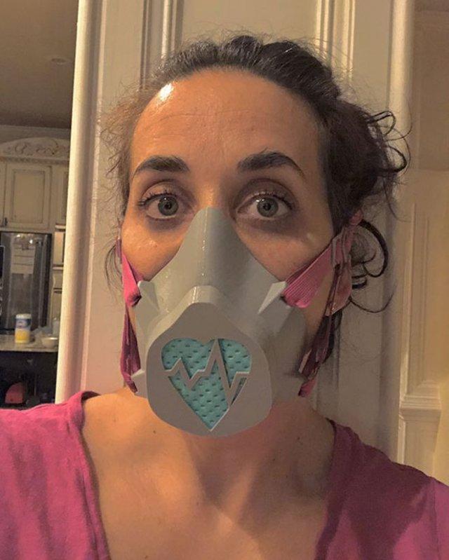 Они вывели медицинские маски на новый уровень