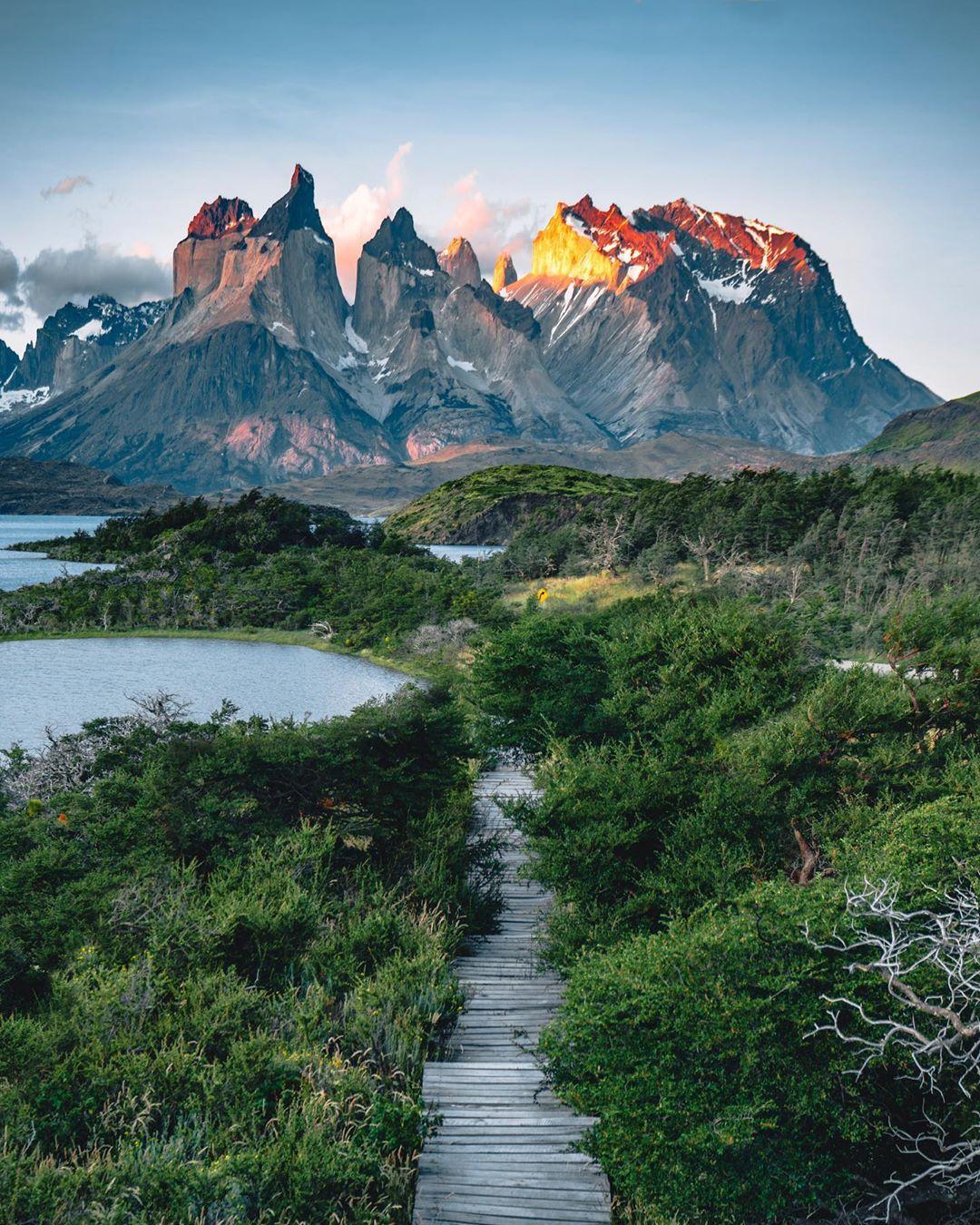 Красивые фотографии из путешествий Саймона Тимберса